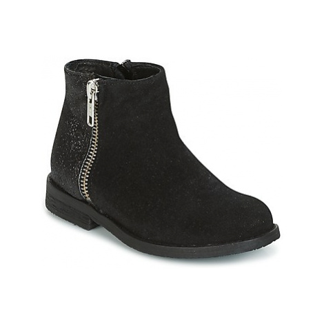 Young Elegant People FABIOLAD girls's Children's Mid Boots in Black