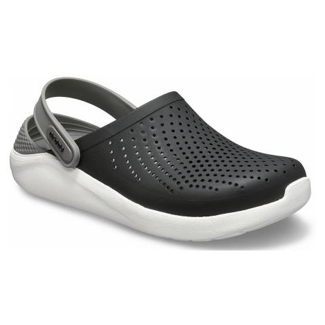 shoes Crocs LiteRide Clog - Black/Smoke