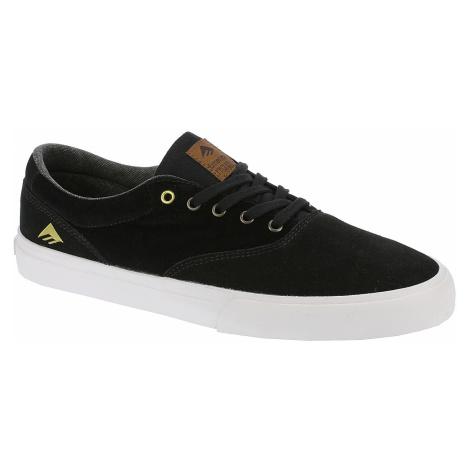 shoes Emerica Provost Slim Vulc - Black/White/Gum Emerica.