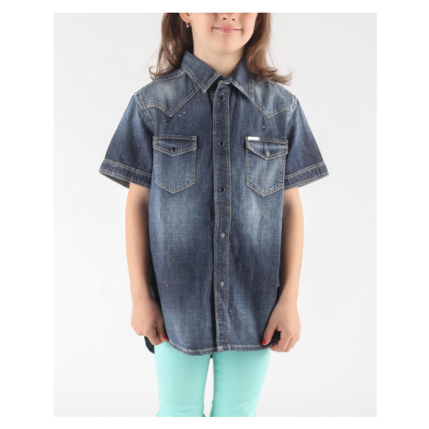 Diesel Clori Kids shirt Blue