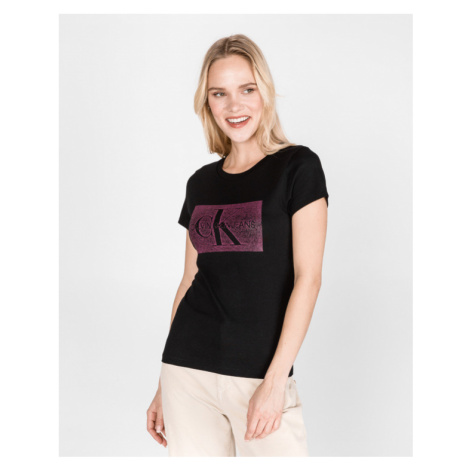 Calvin Klein Monogram T-shirt Black