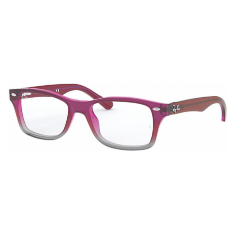 Ray-Ban Rb1531 Unisex Optical Lenses: Multicolor, Frame: Pink - RB1531 3648 46-16