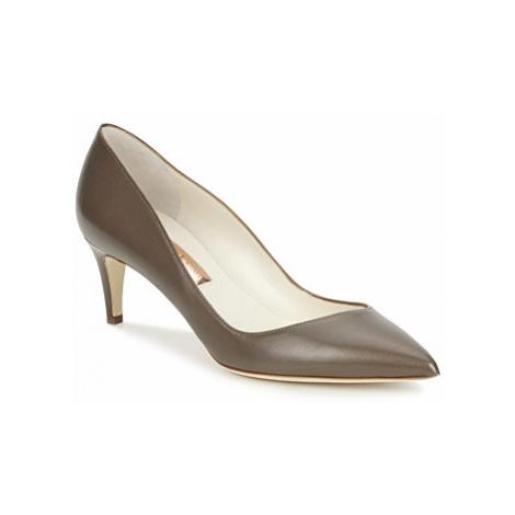 Rupert Sanderson NYM women's Court Shoes in Green
