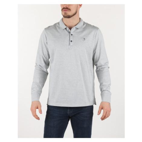 Diesel T-Hart-Ls Polo shirt Grey