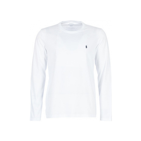 Polo Ralph Lauren L/S CREW-CREW-SLEEP TOP men's in White