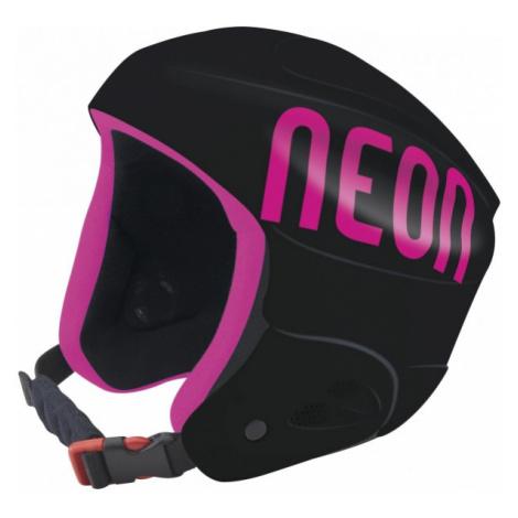 Neon HERO black - Ski helmet