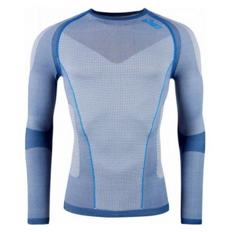 Halti NILA M T-SHIRT grey - Men's functional T-shirt