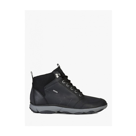 Geox Nebula 4x4 ABX Ankle Boots, Black