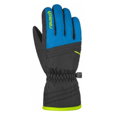 Reusch ALAN JUNIOR black - Ski gloves
