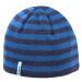 Kama MERINO HAT blue - Knitted hat