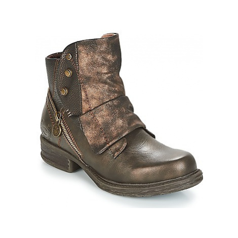 Dockers by Gerli PACOL women's Mid Boots in Brown