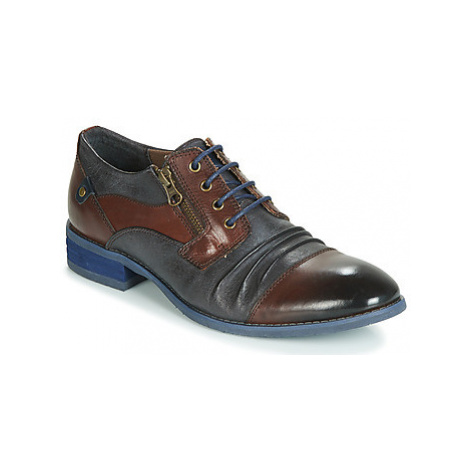 Kdopa VALMY men's Casual Shoes in Brown