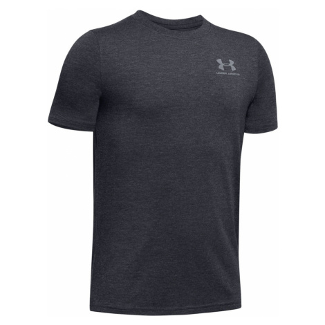 Under Armour Kids T-shirt Black