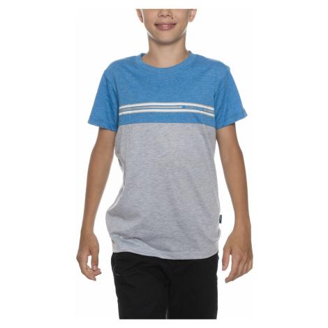 Sam 73 Kids T-shirt Blue Grey