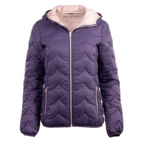 ALPINE PRO OLIVIA violet - Women's jacket
