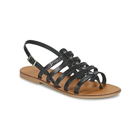 Les Tropéziennes par M Belarbi HERILO women's Sandals in Black