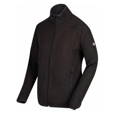Regatta Mens Torrens Full Zip Fleece-Black-S