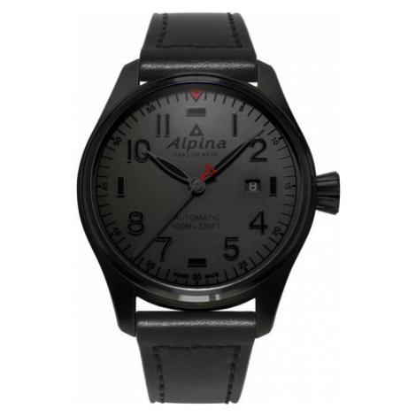 Alpina Watch Startimer Shadow Line