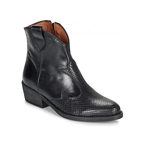 Sweet Lemon MIRELLA women's Mid Boots in Black