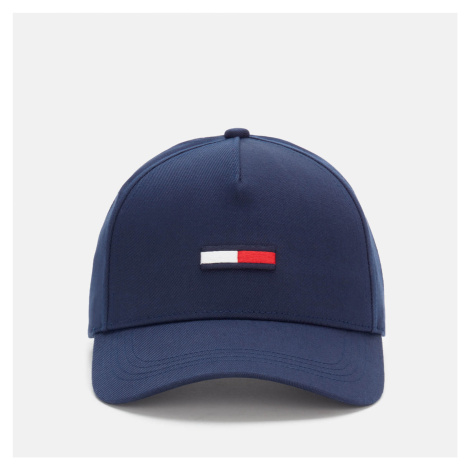 Tommy Jeans Women's Flag Cap - Twilight Navy Tommy Hilfiger