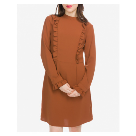 Silvian Heach Tigmeni Dress Brown