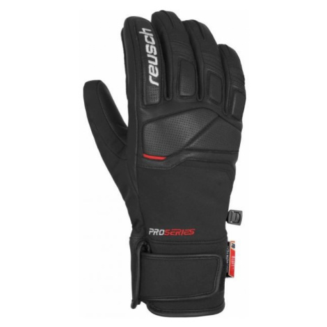 Reusch MASTERY black - Ski gloves
