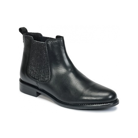 Betty London HAYATI women's Mid Boots in Black