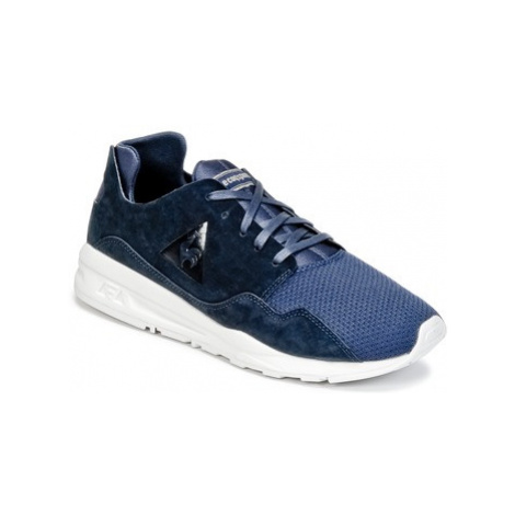 Le Coq Sportif LCS R PURE MONO LUXE men's Shoes (Trainers) in Blue