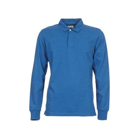Serge Blanco MONTALTO men's Polo shirt in Blue
