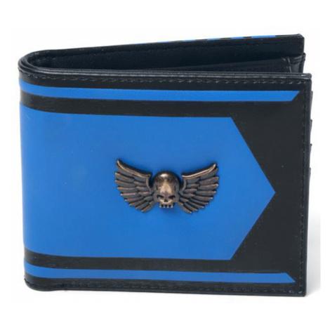 Warhammer 40,000 - Space Marine Metal Badge - Wallet - black-blue
