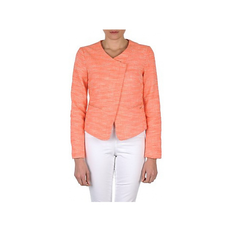 Esprit Q21489 women's Jacket in Orange