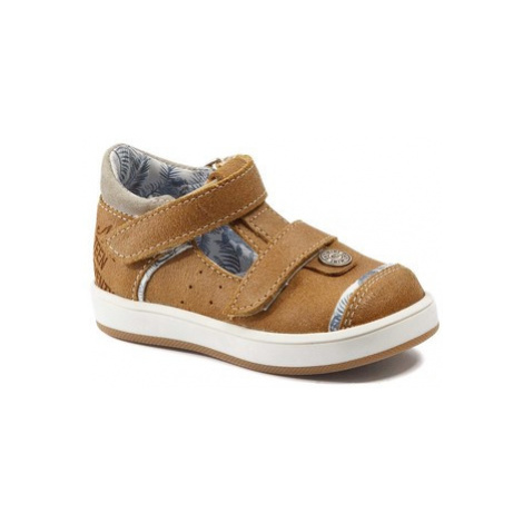 Catimini SAUTERIAU boys's Children's Sandals in Brown