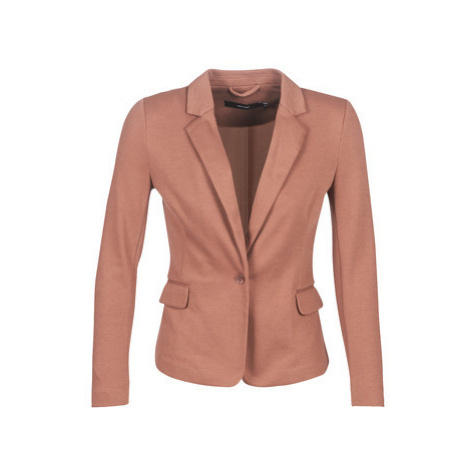 Vero Moda VMJULIA women's Jacket in Brown