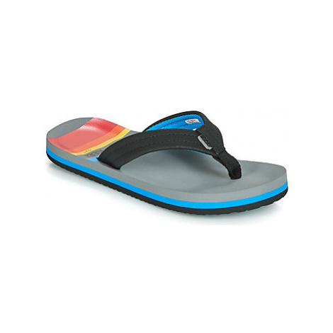 Reef KIDS AHI boys's Children's Flip flops / Sandals in Grey