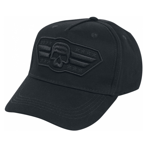 Black Premium by EMP - Who's Wearing The Cap - Baseball cap - black
