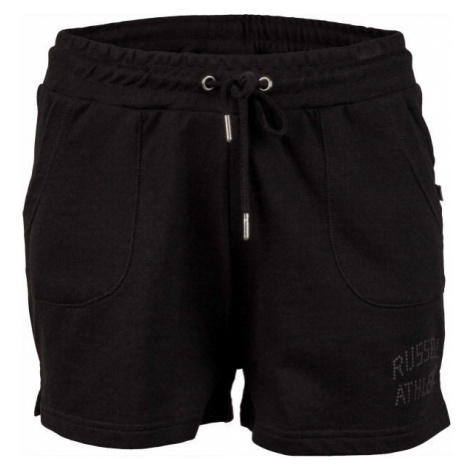Russell Athletic LOGO SHORTS black - Women's shorts
