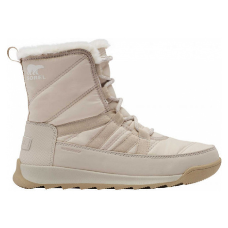 Sorel WHITNEY II SHORT LACE FU gray - Women's winter shoes