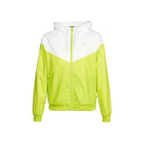 Nike NIKE SPORTSWEAR WINDRUNNER women's in Green