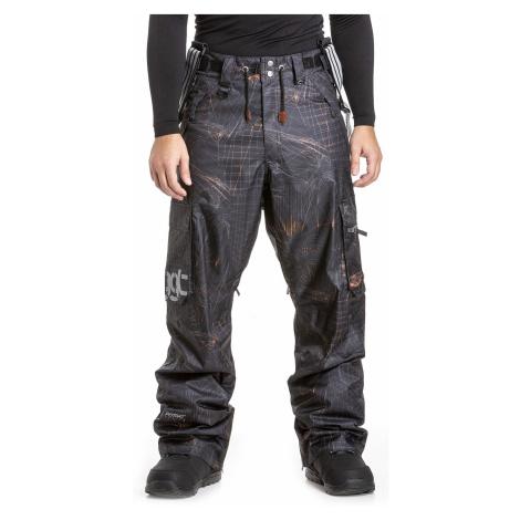 pants Nugget Dustoff 4 - E/Grid Black - men´s