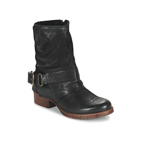 Dream in Green EFINETTE women's Mid Boots in Black