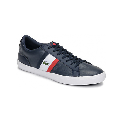 Lacoste LEROND 119 3 CMA men's Shoes (Trainers) in Blue