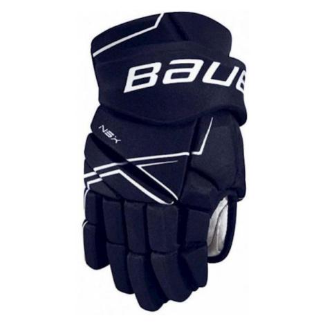 Bauer NSX GLOVES SR blue - Hockey gloves