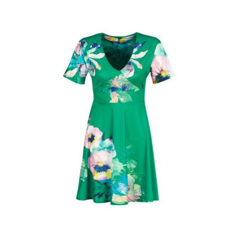 Smash DIANA women's Dress in Green