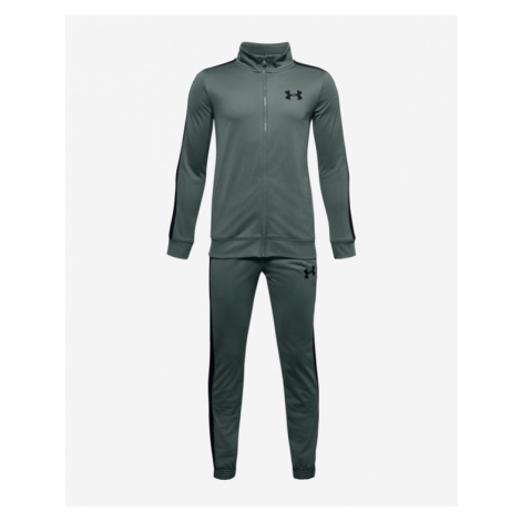 Under Armour Kids traning suit Green Grey