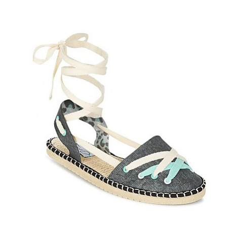 Coolway GUAJIRA women's Espadrilles / Casual Shoes in Blue