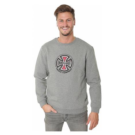 sweatshirt Independent Truck Co. Crew - Dark Heather
