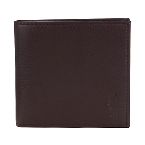 Polo Ralph Lauren Pebble Leather Wallet