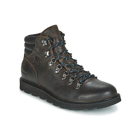 Sorel MADSON HIKER WATERPROOF men's Mid Boots in Brown
