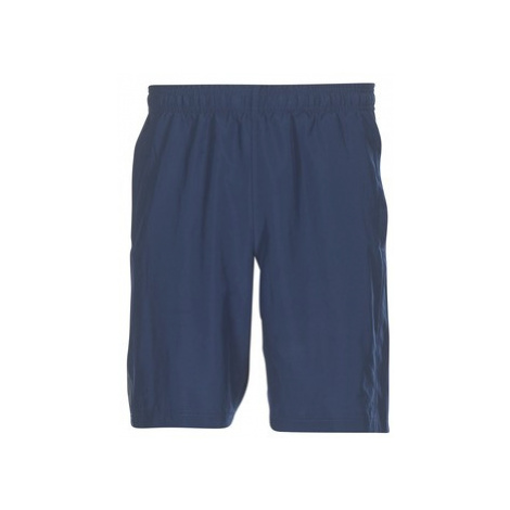Under Armour WOVEN GRAPHIC WORDMARK SHORT men's Shorts in Blue