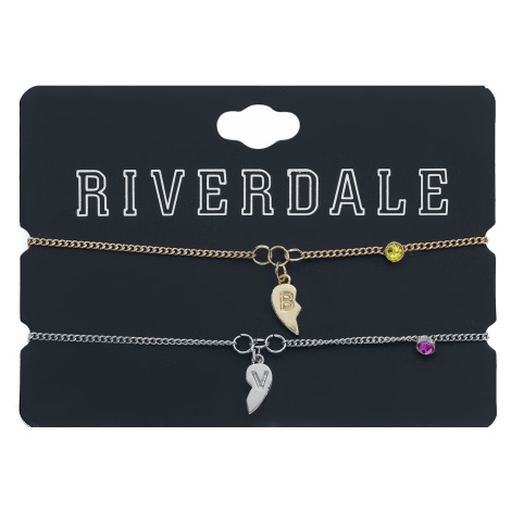 Riverdale - Veronica and Betty - Bracelet Set - silver-coloured